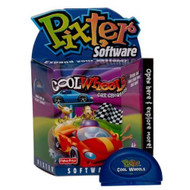 Fisher-Price Pixter Cool Wheels Car Creations Software By Pixter - EE714304