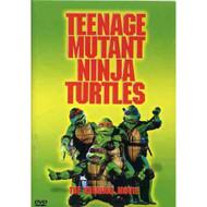 Teenage Mutant Ninja Turtles On DVD With Elias Koteas Comedy - EE714321