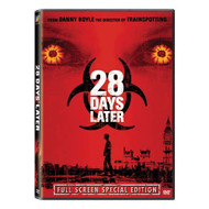 28 Days Later Full Screen Edition On DVD With Cillian Murphy Horror - EE714322