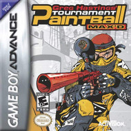 Greg Hastings Tournament Paintball Max''d GBA For GBA Gameboy Advance - EE714341