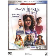 A Wrinkle In Time Blu-Ray On Blu-Ray With Oprah Winfrey Disney - EE714390