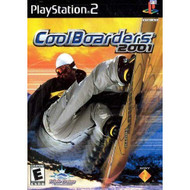 Cool Boarders 2001 For PlayStation 2 PS2 With Manual and Case - EE714475