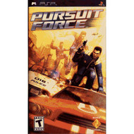 Pursuit Force Sony For PSP UMD With Manual and Case - EE714495