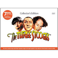 The Three Stooges: Edition 7-DVD Set On DVD With Curly Joe Derita 3 - EE714502
