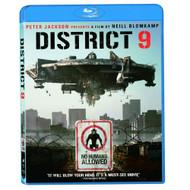 District 9 Blu-Ray On Blu-Ray with Mandla Gaduka - EE714514