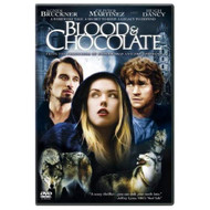 Blood And Chocolate On DVD With Hugh Dancy Horror - EE714544