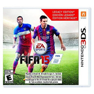 FIFA 15 Nintendo For 3DS Soccer - EE714610