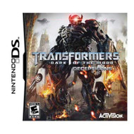 Transformers: Dark Of The Moon Decepticons For Nintendo DS DSi 3DS 2DS - EE714617