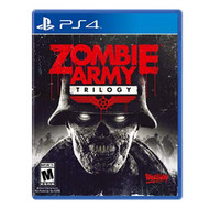 Zombie Army Trilogy For PlayStation 4 PS4 Shooter - EE714682
