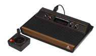 Atari 2600 Video Game Computer System Console - ZZ714683