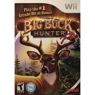 Big Buck Hunter Pro Software Only For Wii - EE714703