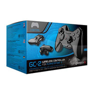 GC-2 Wireless Controller For PlayStation 3 Black Gamepad OQG397 - EE714734