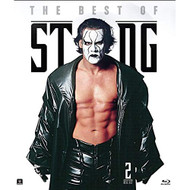 WWE: The Best Of Sting On DVD Wrestling - EE714776