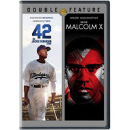 42/MALCOLM X On DVD Drama - EE714782