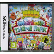 Moshi Monsters Moshlings Theme Park For Nintendo DS DSi 3DS 2DS With - EE714811