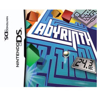 Labyrinth For Nintendo DS DSi 3DS 2DS With Manual and Case - EE714814