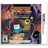 Adventure Time: Explore The Dungeon Because I Don't Know! For 3DS With - EE714810