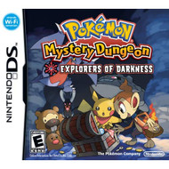 Pokemon Mystery Dungeon: Explorers Of Darkness For Nintendo DS DSi 3DS - EE714815