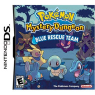Pokemon Mystery Dungeon: Blue Rescue Team For Nintendo DS DSi 3DS 2DS - EE714818