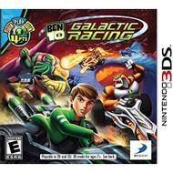 Ben 10 Galactic Racing Nintendo For 3DS - EE714845