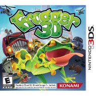 Frogger Game For 3DS - EE714844