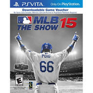 MLB 15: The Show Game Voucher PlayStation Vita For Ps Vita  Baseball - EE714859