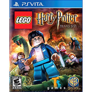 Lego Harry Potter: Years 5-7 PlayStation Vita For Ps Vita With Manual - EE714861