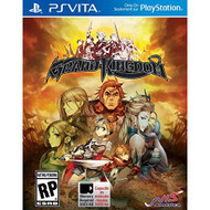 Grand Kingdom PlayStation Vita For Ps Vita RPG With Manual and Case - EE714862