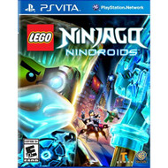 Lego Ninjago Nindroids PlayStation Vita For Ps Vita With Manual and - EE714864