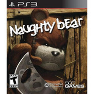 Naughty Bear For PlayStation 3 PS3 - EE714905