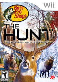 Bass Pro Shops: The Hunt For Wii - EE714910
