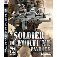 Soldier Of Fortune Payback For PlayStation 3 PS3 - EE714920