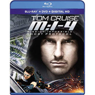 Mission: Impossible Ghost Protocol Blu-Ray On Blu-Ray With Tom Cruise - EE714942