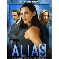 Alias The Complete Third Season On DVD With Jennifer Garner - EE714945