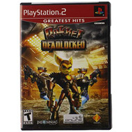 Ratchet Deadlocked For PlayStation 2 PS2 - EE714963