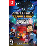 Minecraft: Story Mode The Complete Adventure Nintendo Switch - EE714990