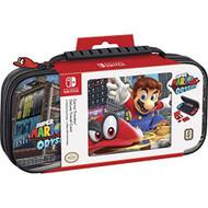 Nintendo Switch Deluxe Mario Odyssey Travel Case Premium Hard Case - EE715009
