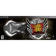Guitar Hero: Warriors Of Rock Guitar Bundle For PlayStation 3 PS3 - EE715014