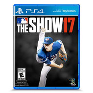 MLB 17 The Show Standard Edition For PlayStation 4 PS4 Baseball - EE715017