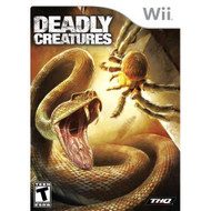 Deadly Creatures For Wii - EE555157