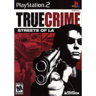 True Crime Streets Of LA For PlayStation 2 PS2 - EE607294