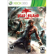 Dead Island For Xbox 360 With Manual and Case - EE574302