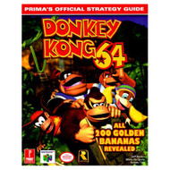 Donkey Kong 64: Prima's Official Strategy Guide  - EE715020