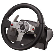Logitech G25 Racing Wheel For PS2 PS2 And PC - EE715045