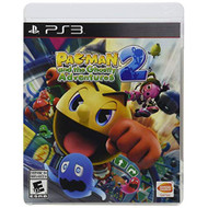 Pac-Man And The Ghostly Adventures 2 For PlayStation 3 PS3 Arcade - EE715053