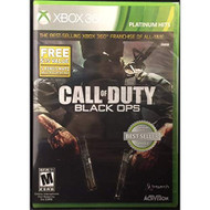 Call Of Duty: Black Ops Lto Edition For Xbox 360 COD Shooter - EE715061