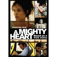 A Mighty Heart On DVD With Angelina Jolie - EE715100