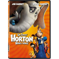 Horton Hears A Who Single-Disc Edition On DVD With Jim Carrey - EE715158