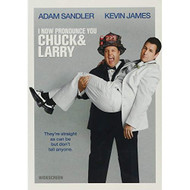 I Now Pronounce You Chuck And Larry Widescreen Edition On DVD With - EE715183