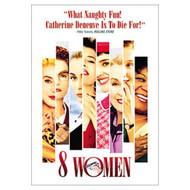 8 Women On DVD With Catherine Deneuve - EE715184
